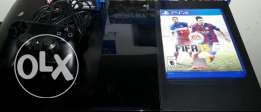 Playstation 4 1 tera + 4d