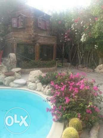 villa for sale in Marka seyaha (touristik center)