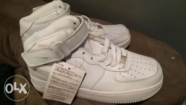 Air Nike white size 38 شيراتون -  1