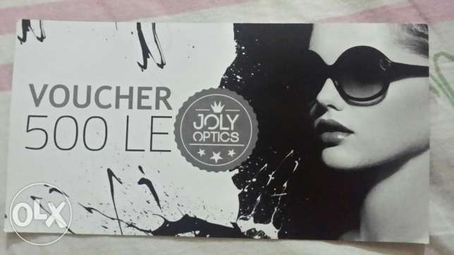500LE coupon with Joly Optics