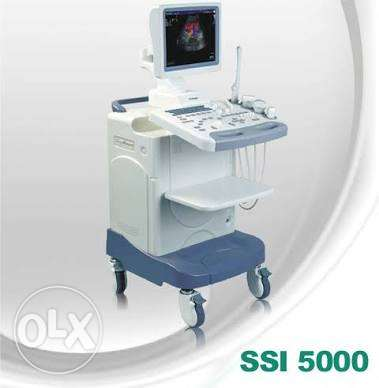 سونار Sonoscape ssi 5000 new with 2 year warranty with 2 probes