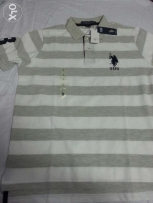 Us polo t shirt size L