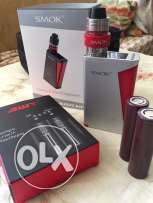 Smok H-Priv Vape full kit + 2 LG Battery + AWT Charger