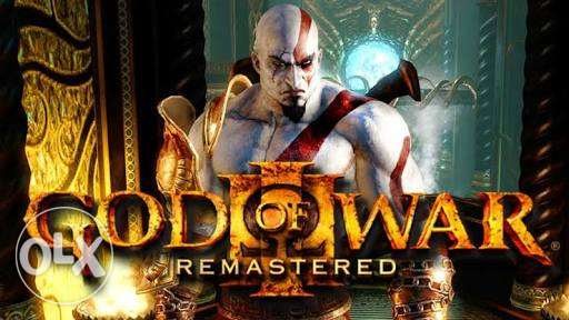 عايز god of war 3 ps4