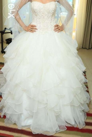 Elegant wedding dress الإسكندرية -  2