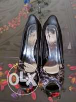 Shoes from club Aldo size 39 sued for one time