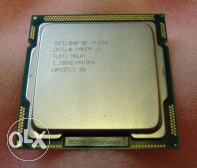 بروسيسور Intel core i5-650 3.2 GHz i5