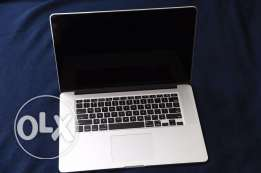 "MacBook Pro 15"" (Early 2013), i7, 16 GB Ram, 512 SSD, Nvidia 1G, 547cc"