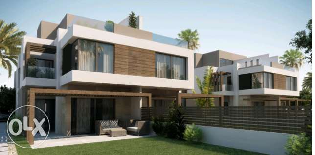 Twin House palm hills installments on 8 years sheikh zayed