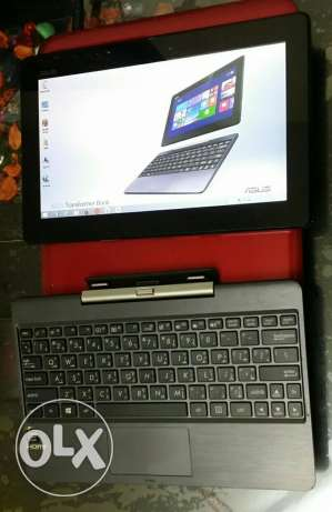 Asus transformer t100t. Intel atom. 2gb. Internal 32gb حى الجيزة -  3