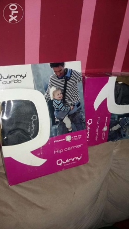 Brand new Quinny Curbb carrier till 2.5 years