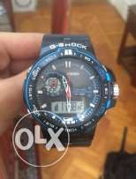 waterproof g-shock watch