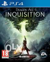 PS4 game Dragon Age Inquisition