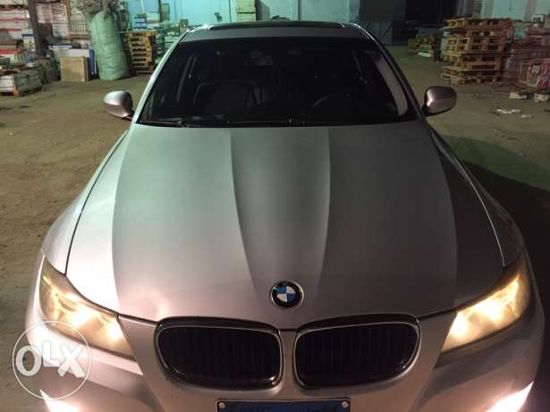 BMW 320i fabrica 2009 face lift