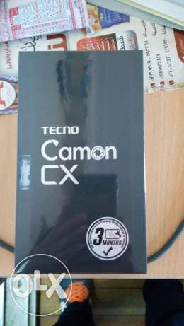 Tecno Camon Cx متبرشم بضمان سنه