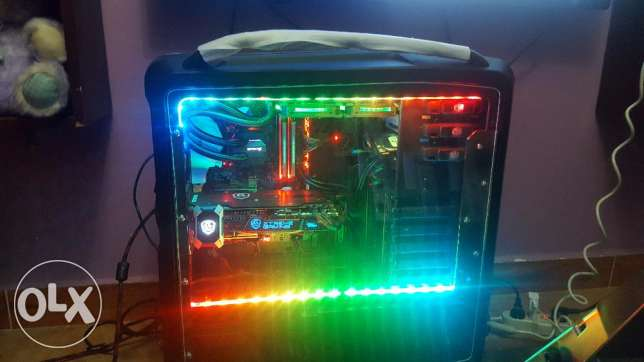 high end gaming pc core i7 7700k
