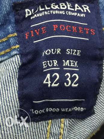 jeans Very good condition. المنصورة -  2
