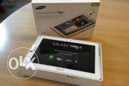 for sale samsung galaxy TAB 2 10.1 with original cover