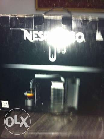 new nespresso coffee maker with milk المقطم -  2
