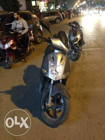 scooter kimko for sale مدينة نصر -  2