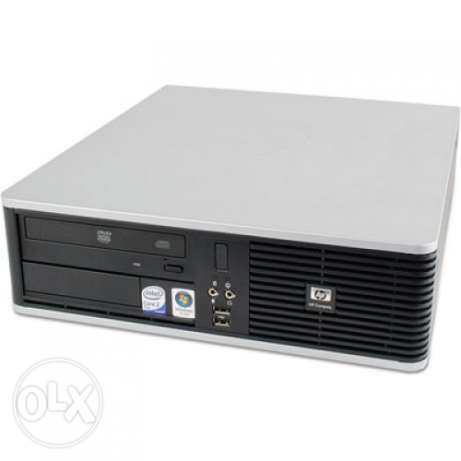 HP 7900 desk core 2duo