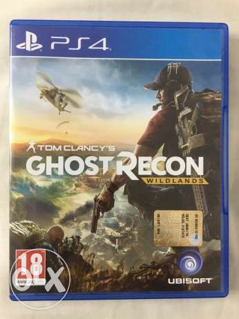 Ghost Recon PS4 For Sale