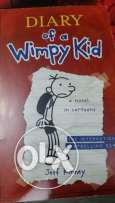 Diary of the wimpy kid from 1 to 4