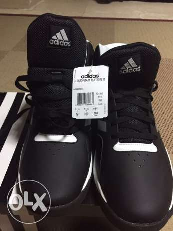 adidas original shoes totally new...size 46 مصر الجديدة -  1