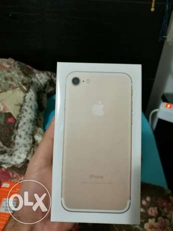 Iphone 7 32 GB (warranty 1 year from Orange) المعادي -  3