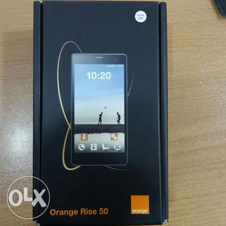 New Orange Rise 50 phone For SALE مدينة نصر -  3