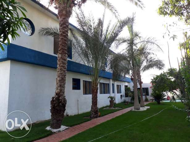 A Family Villa in mansoriah for sale, 10 min away from smart village