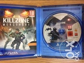 Killzone Shadow Fall PS4 جديدة