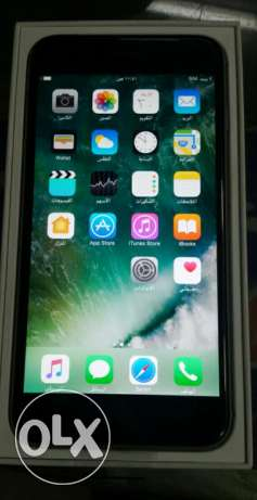 Iphone 6s plus 64g gray brand new usa شبرا -  4