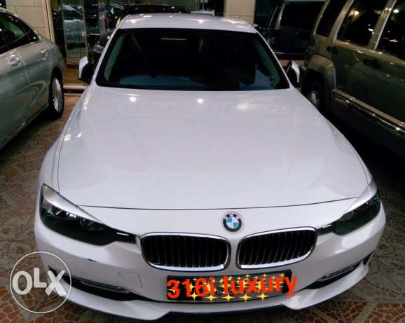 BMW 316i Luxury 2015