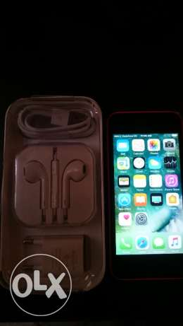 iPhone 5c LTE 16GB - Full Box & Accessories - Mint Condition