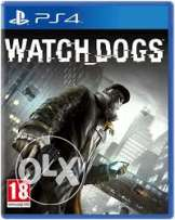 Watch Dogs- PS4