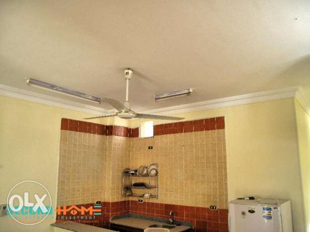 Flat ith green contract for sale in elkawther w الغردقة -  5