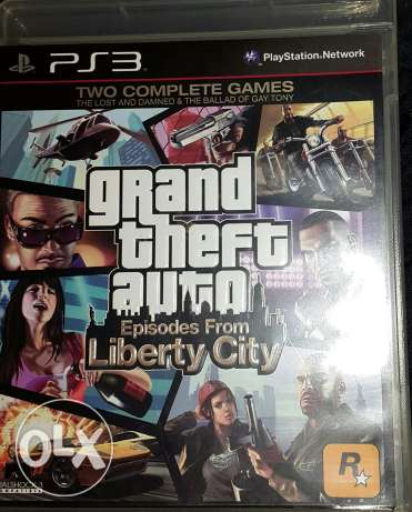 Grand theft auto (Episodes From Liberty City)