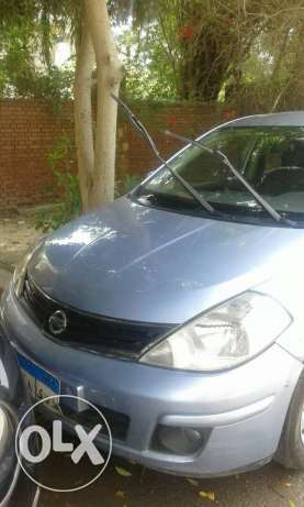 Nissan Tida Full Option