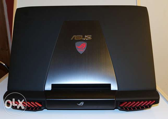 "New ASUS ROG G751JT "" G-Sync "" Gaming / Graphics Laptop"