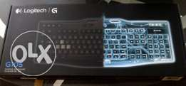 BRAND NEW Logitech G105 Gaming Keyboard **جديد متبرشم**
