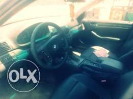 Bmw e46 3 series 2002 model 318i for sale maadi