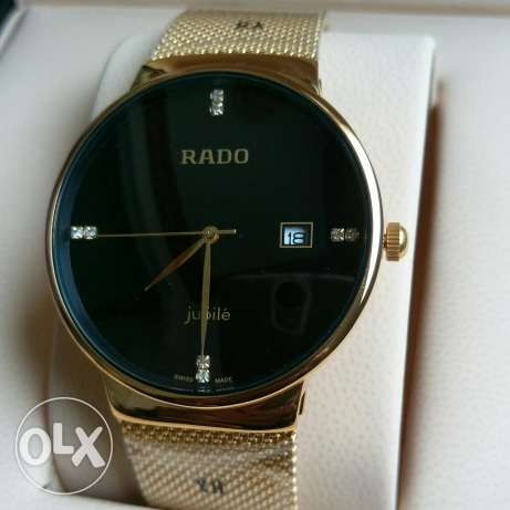 Rado Jubile Gold Watch