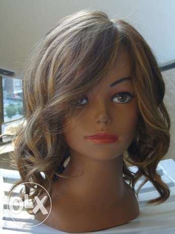 New With Tag American Brand Wig القاهرة -  5