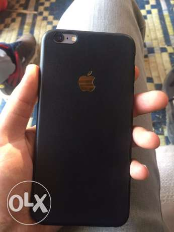 iphone 6 plus 16G .. space grey zero m3ah kol 7agto m3ada el kartooona