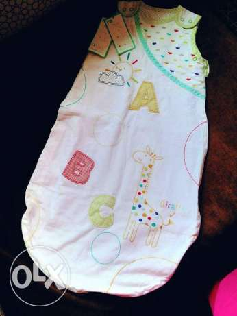 Mothercare Sleeping bag 0-6 قصر النيل -  1