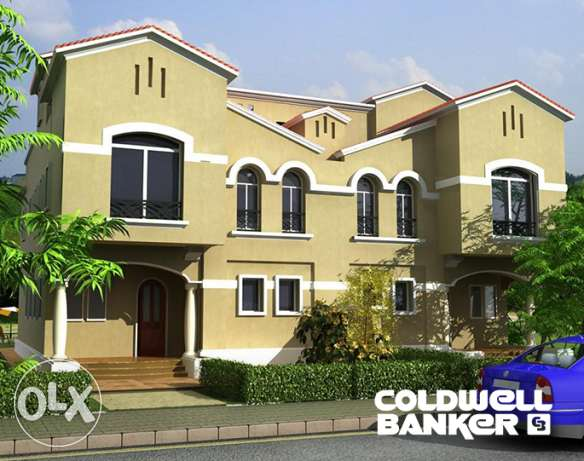 Townhouse located in New Cairo for sale Dyar Park