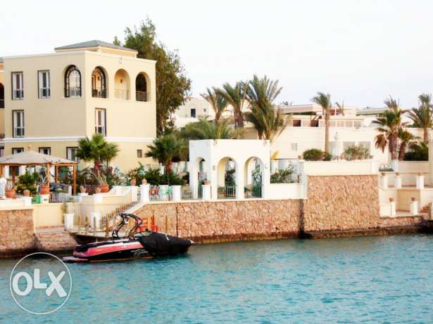 villa for sale in el gouna Hill Villas