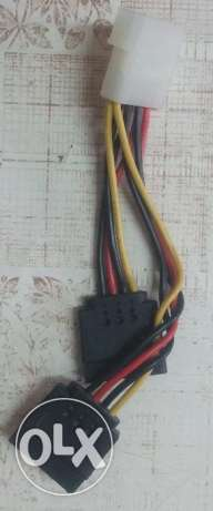 SATA Power to Old Power
