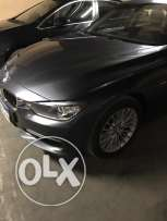 BMW 320i 2015 luxury 25000 k